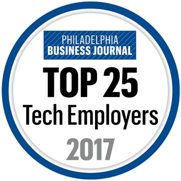 Media Alert: Philadelphia Business Journal Ranks Deacom, Inc. on Top Tech Employer List
