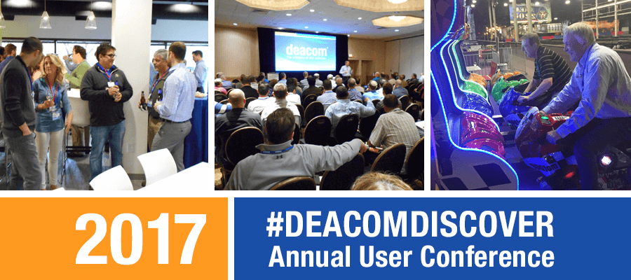 2017 Deacom User Conference