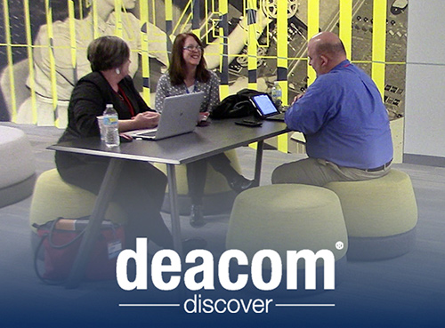 Press Release: DEACOM DISCOVER 2018 User Conference Details Released