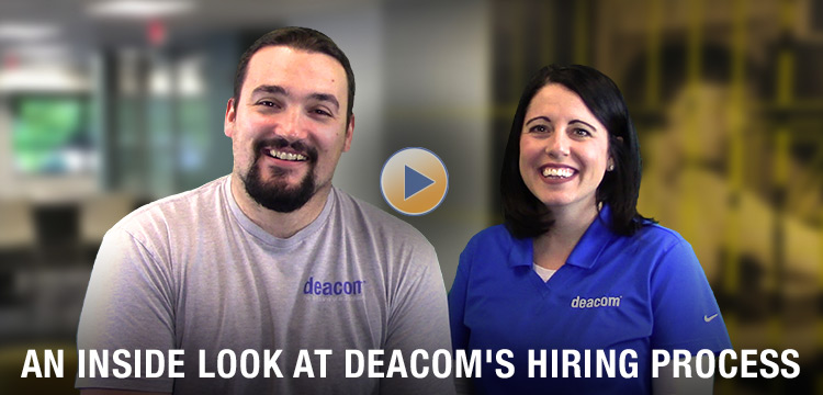What to expect from Deacom's Hiring Process