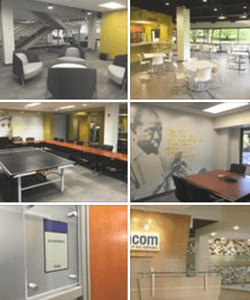 Cool offices: Deacom Inc.