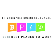 Philadelphia Business Journal Best Places to Work 2018