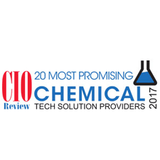 CIO Review 20 Most Promising Chemical Tech Solution Providers