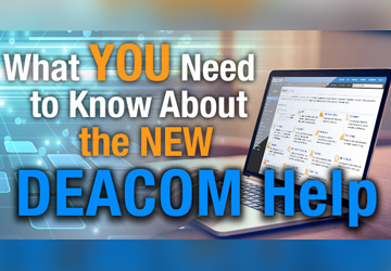 What You Need to Know About the New DEACOM Help