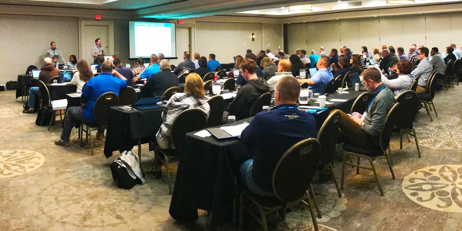 Deacom User Conference Large Session