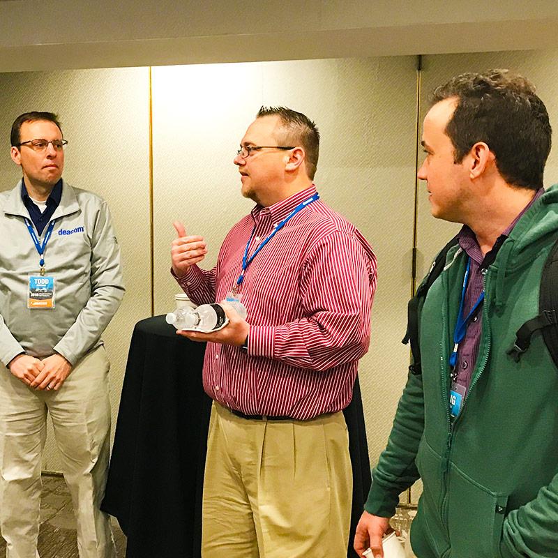 Deacom User Conference Conversations